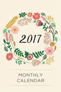 2017 print calendar cover design gab white design