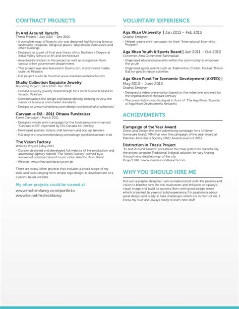 graphic and web designer resume resume ideas