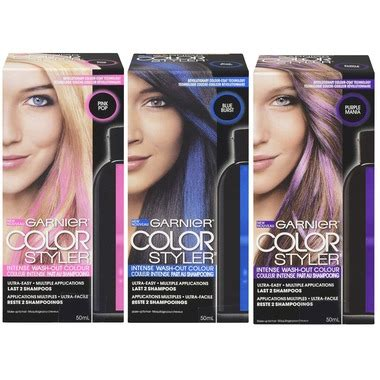 Garnier Wash Out Hair Color by Buy Garnier Color Styler Wash Out Colour At Well