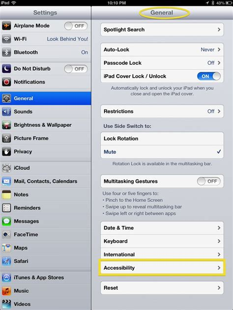 Disable Home Button by Guided Access How To Disable The Home Button On