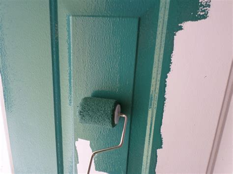 painting a steel exterior door painting a steel door tips and tricks for a smooth