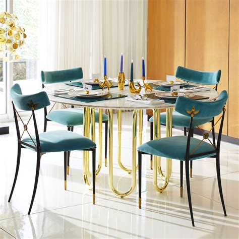 carrara marble dining table 20 high end dining tables for stylish homes