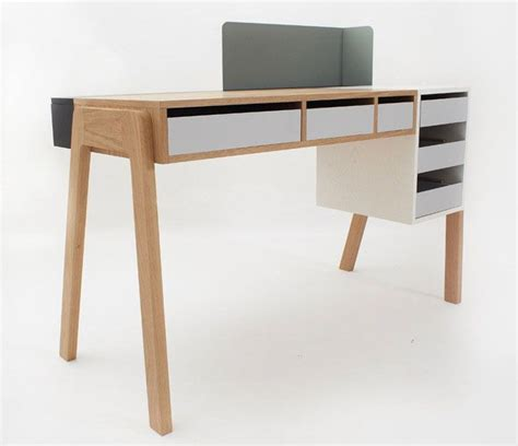 contemporary desks best 25 modern desk ideas on pinterest modern office