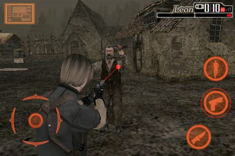 resident evil for android android resident evil 4 mobile zone