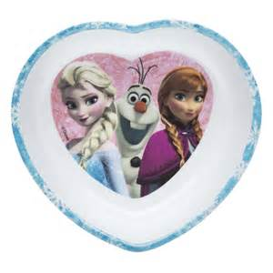 Disney Frozen Anna & Elsa Cereal Bowl by Zak!