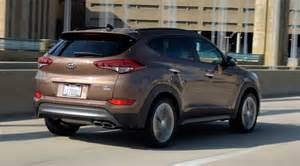 2016 hyundai tucson is the compact suv to ship the