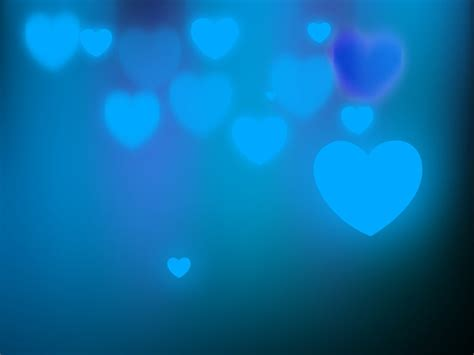 wallpaper blue heart pictures cool blue heart backgrounds www imgkid com the image