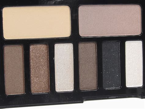 D Shade Light Eye Palette d shade light glimmer eye contour palette review