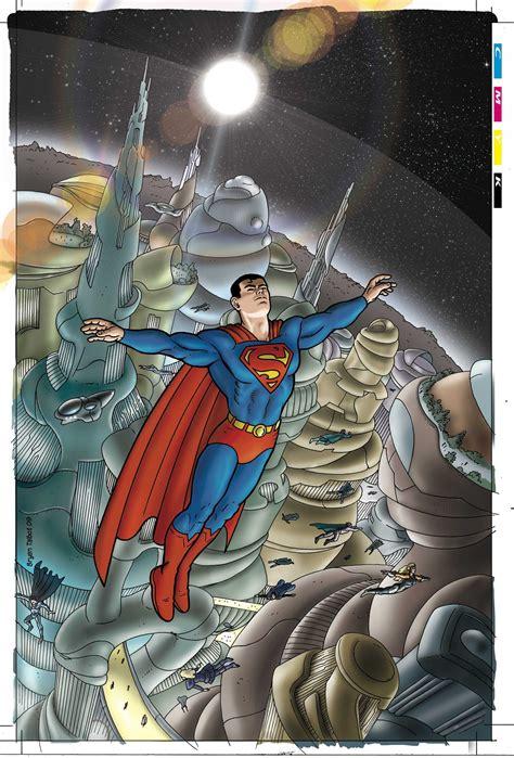 superman world   krypton superman photo
