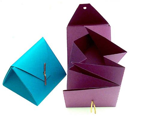 Useful Origami Crafts - 1000 ideas about origami boxes on origami box