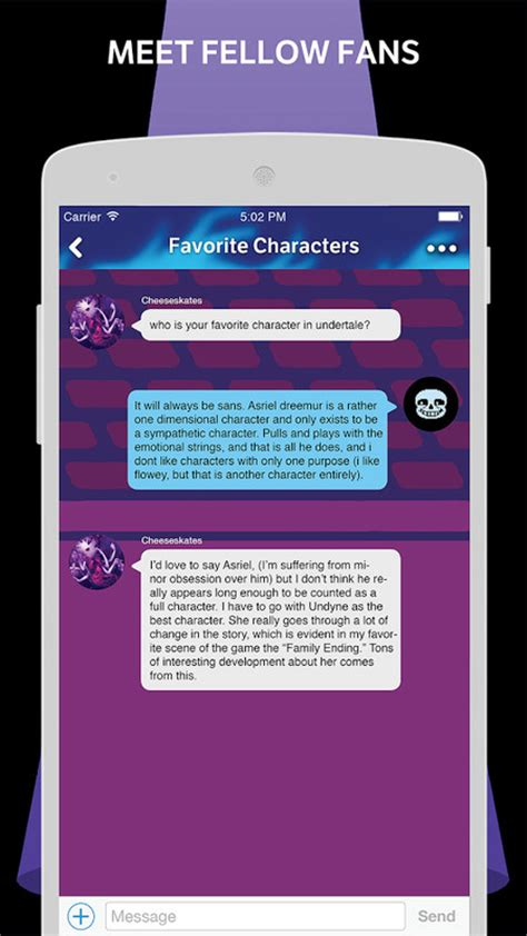 How To Search For On Amino Undertale Amino Apk Free Social Android App Appraw