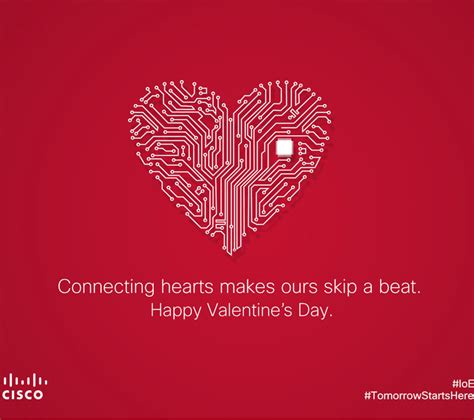 valentines day blogs happy valentine s day from the cisco manufacturing