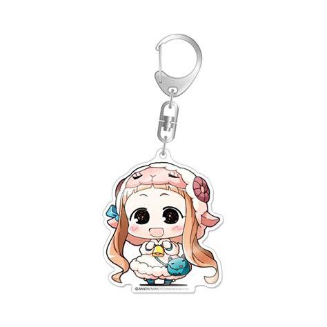 Letter Idolmaster Idolmaster Cinderella Ichihara Keychain Kawaii Panda Cuter