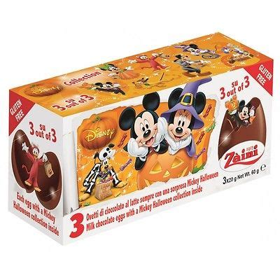 mickey mouse surprise eggs play toys kinder chocolate zaini mickey halloween chocolate surprise egg surprise