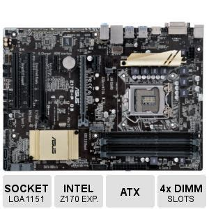 New Original Motherboard Asus Z170m E D3 Socket 1151 asus motherboard usa