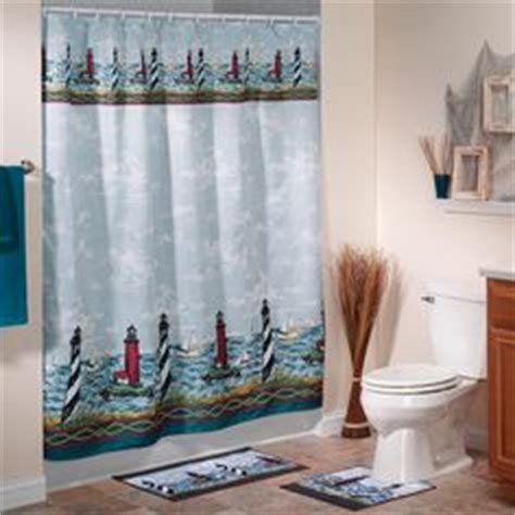 lighthouse for bathroom decor beach lighthouse bathroom on pinterest