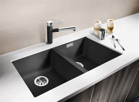 silgranit sinks silgranit bowl undermount sink anthracite cooks