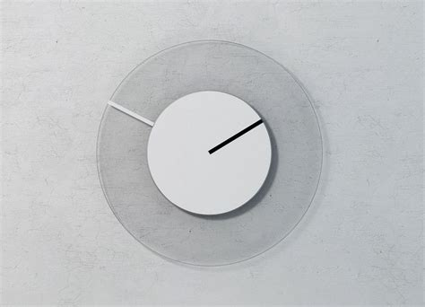 spatially telling time modern architecture inspired clock les 16 meilleures images du tableau objects sur pinterest
