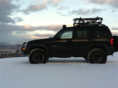 jeep liberty roof rack the jeep liberty or jeep cherokee kj kk outside north