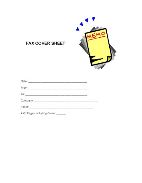 cute printable fax cover sheets cute fax cover sheet sle free download