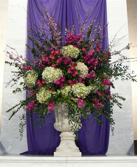 Large Wedding Flowers by Large Flower Arrangements For Church Methodist