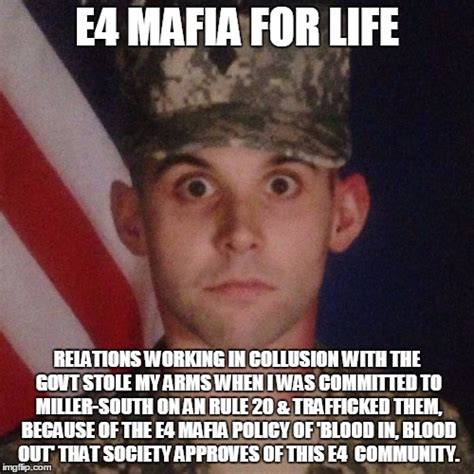 Mafia Meme - image tagged in e4 mafia just saying just asking imgflip