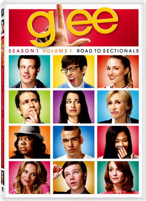 the road series 1 glee images glee season 1 volume 1 road to sectionals