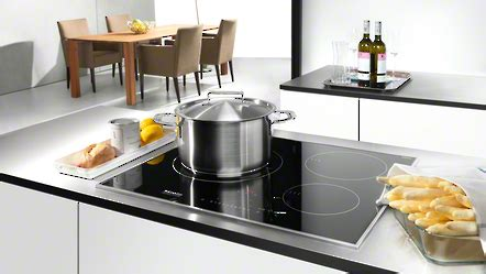 induction type kitchen miele induction cooktops