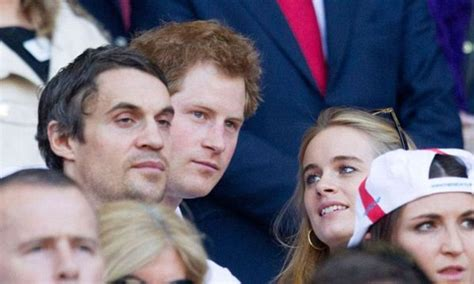 Prince Dating Identical by Prince Harry And Cressida Enjoy Twickenham