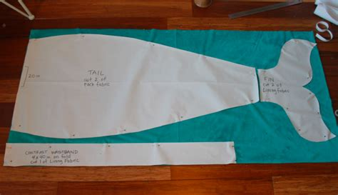 pattern for sewing a mermaid tail learn to sew a mermaid tail blanket free printable