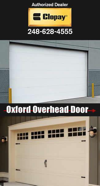 oxford overhead door products oxford overhead door