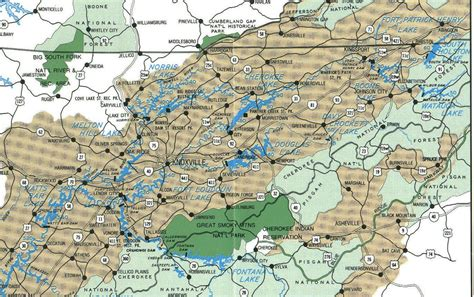 map of east tennessee smoky mountain lots land and acreage for sale in sevier