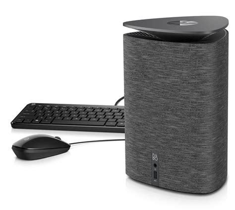 Speaker Laptop Hp Pavilion hp pavilion wave is the desktop pc built around a 360 degree speaker notebookcheck net news