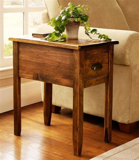 Rustic Living Room End Tables 25 Best Rustic End Tables Ideas On End Tables
