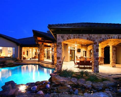 Texas Hill Country Home Plans Texas Hill Country Home Country House Plans With Pool