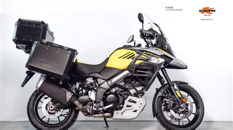 Suzuki V Strom 1000 Accessories by Suzuki Dl 1000 V Strom Kappa Accessories Range