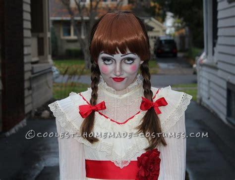 annabelle doll dress up creepy annabelle costume