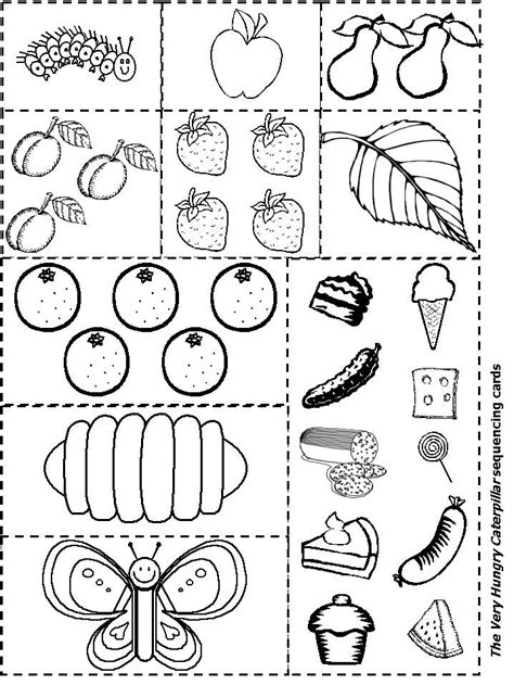 caterpillar coloring pages preschool best 25 very hungry caterpillar ideas on pinterest very