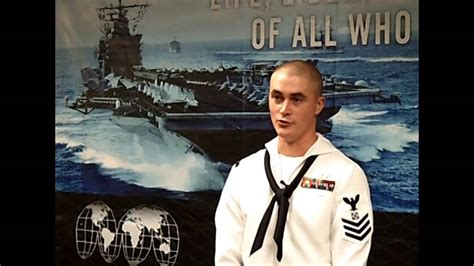 boatswain or bosun boatswain s mate 1st class in the us navy career video
