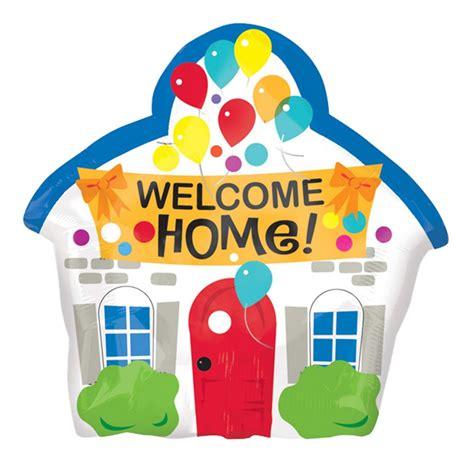 willkommen zuhause ballonessa de luftballon markt folienballon willkommen