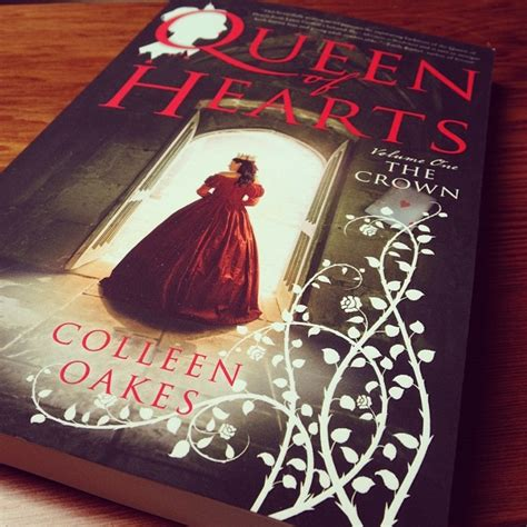 the hearts of a novel books book review of hearts the crown by colleen oakes