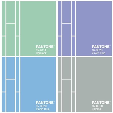 pantone color scheme how to combine spring 2014 colors invent your image