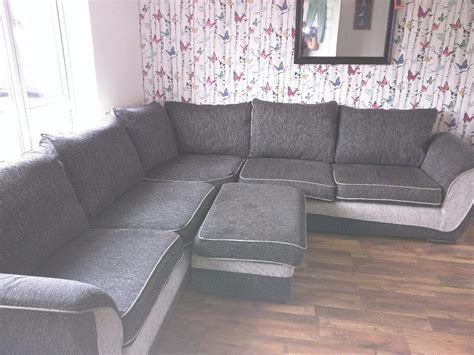scs sofas advert scs corner group sofa with puffe 1 year old