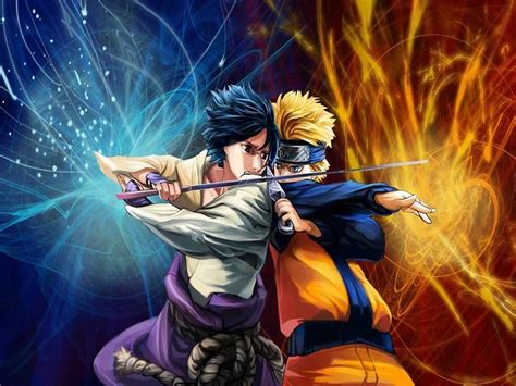 wallpaper hp hd naruto naruto vs sasuke wallpapers wallpapersafari