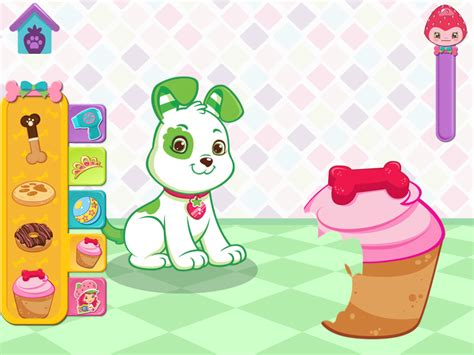 strawberry shortcake puppy palace strawberry shortcake puppy 1mobile