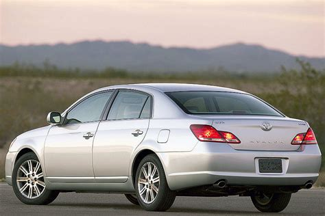 toyota avalon 2007 price 2007 toyota avalon reviews specs and prices cars