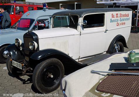 opel p4 opel p4 lieferwagen opel club elmshorn