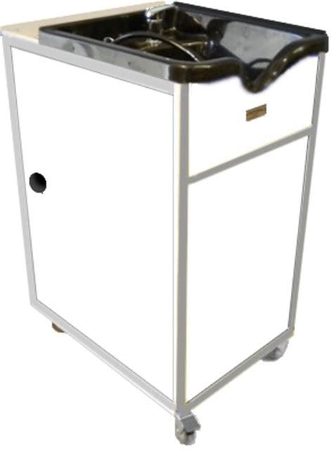 portable shoo bowl for kitchen portable salon and professional salon fiber