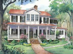 Low Country House Plans by Southern Living House Plans Tideland Haven Arts
