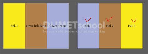 cara membuat brosur reuni cara membuat brosur lipat 3 kursus desain grafis
